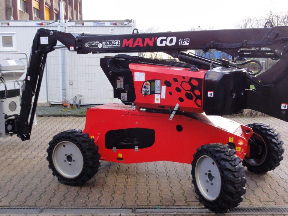 Manitou-MAN GO 12 Safe MAN System-Teleskoparbeitsbühne domnick-mueller.de