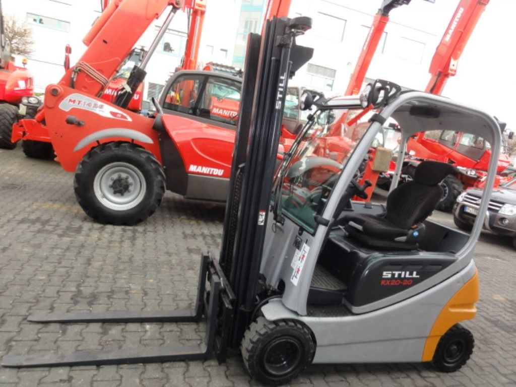 Still-RX 20-20 3F5000-Elektro 4 Rad-Stapler domnick-mueller.de