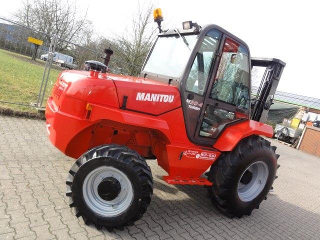 Manitou M30.4 - Triplex 4x4+neue Räder Geländestapler