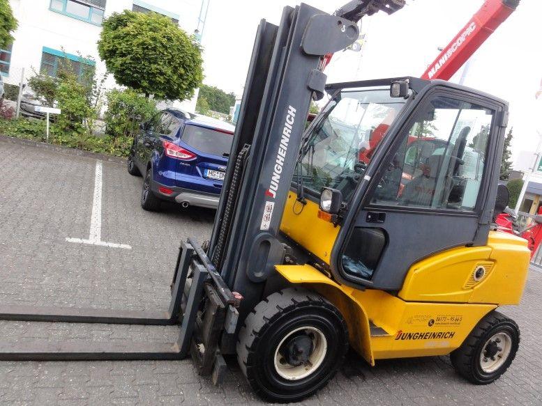 Jungheinrich-DFG 540 SP-Dieselstapler domnick-mueller.de