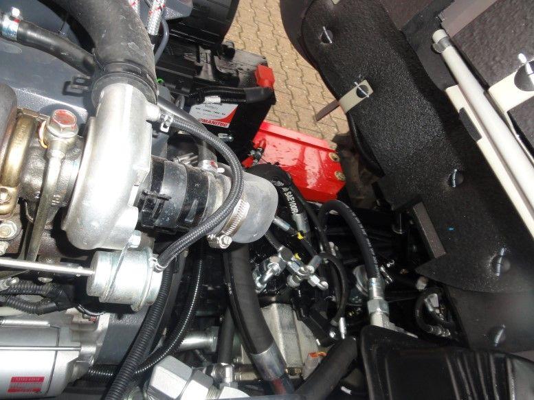 Manitou MH 25.4 Turbo Buggie Geländestapler