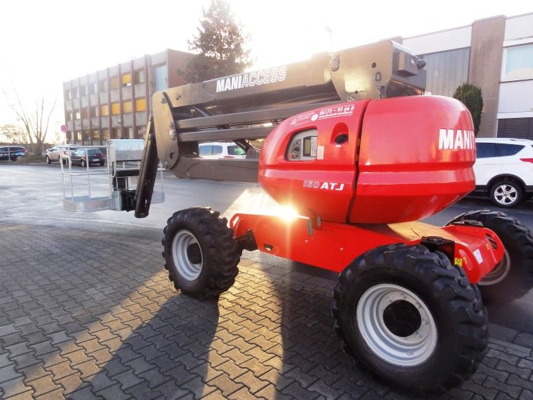 Manitou-160 ATJ PA -Gelenkteleskopbühne domnick-mueller.de