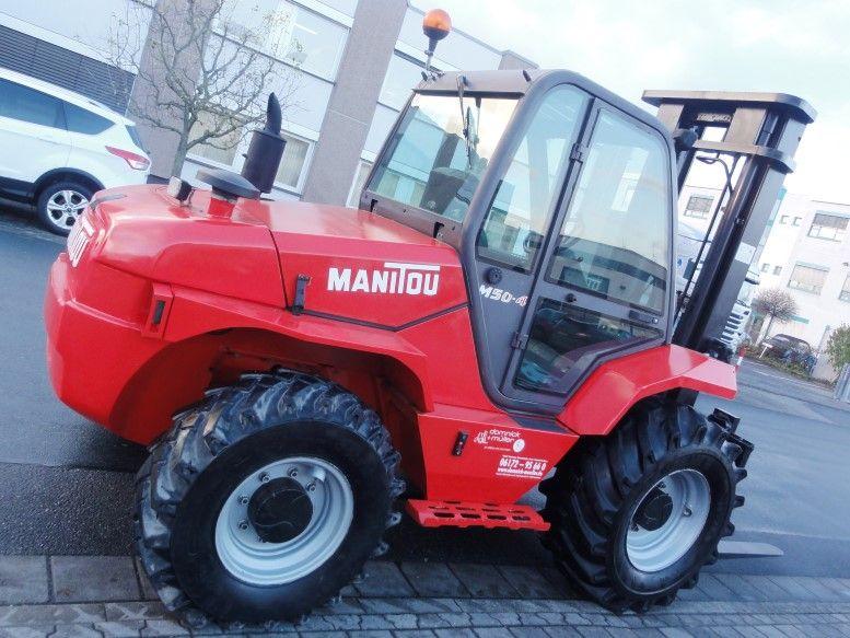Manitou-M50.4 - 3F550 4x4-Geländestapler domnick-mueller.de