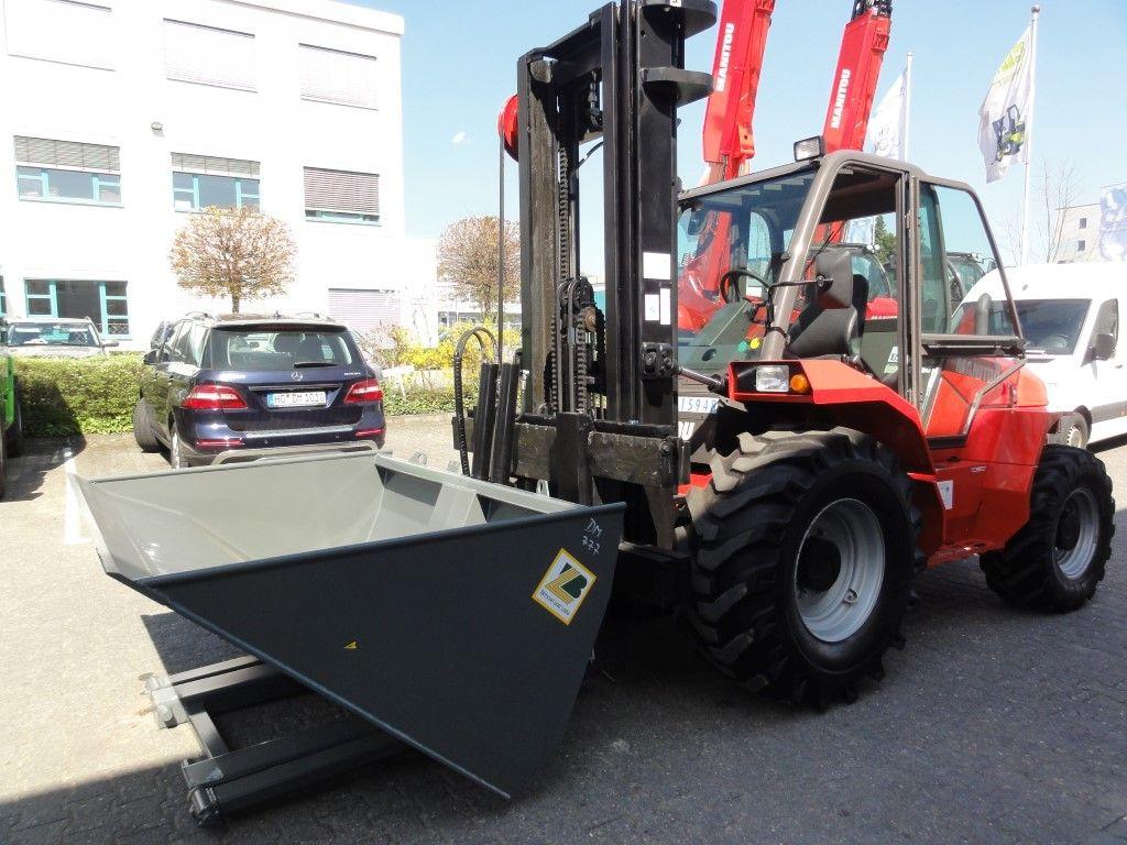ZV-Hochkipp Schaufel 1200 ltr-Schüttgutschaufel domnick-mueller.de