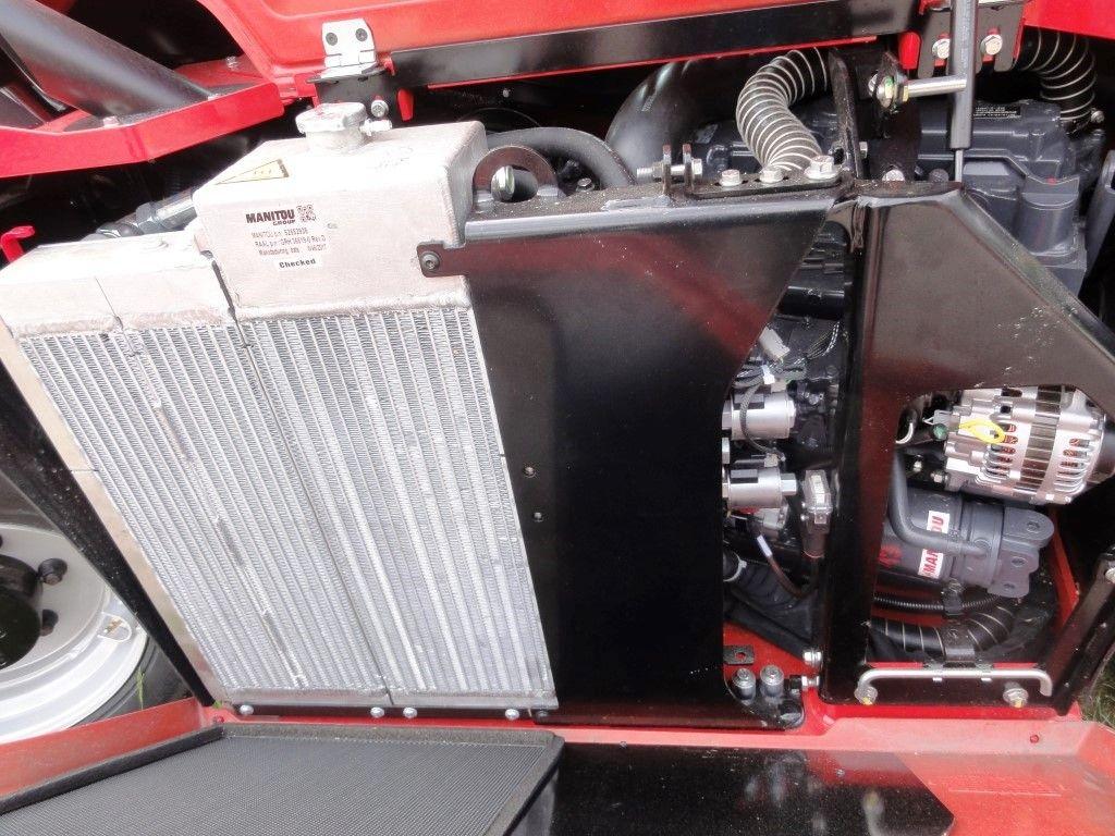 Manitou MT 420 H new Buggy Teleskopstapler starr www.roos-gabelstapler.de