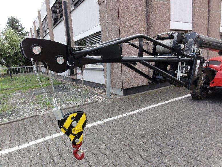 Manitou-Winch 2T PT2000 -Hydraulische Seilwinde domnick-mueller.de