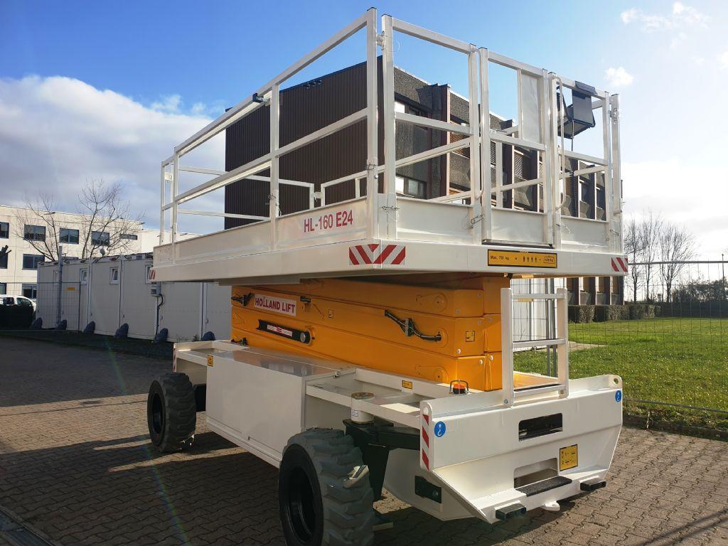 Holland-Lift HL-160 E24 Scherenarbeitsbühne