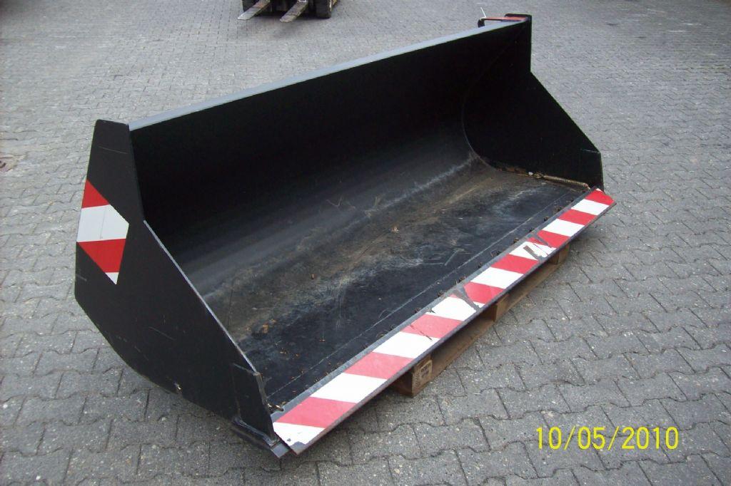 Manitou-Erd- und Sandschaufel CBR 1000ccm-Schüttgutschaufel domnick-mueller.de