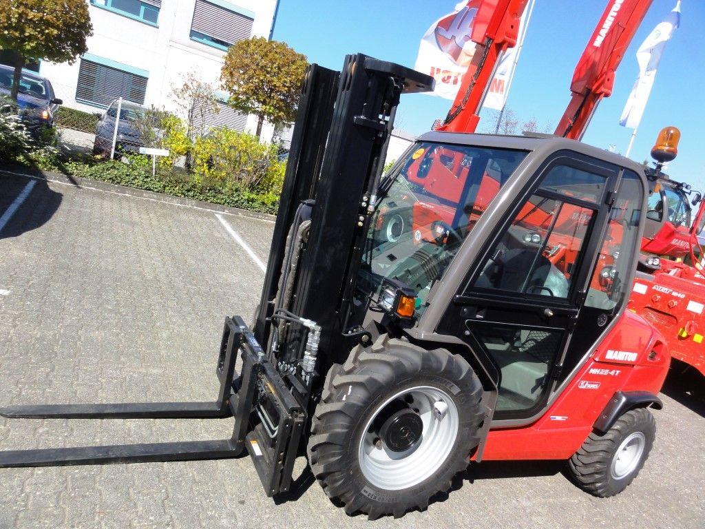 Manitou-MH 20.4 4x4 3F370 DEMO-2014-Geländestapler domnick-mueller.de