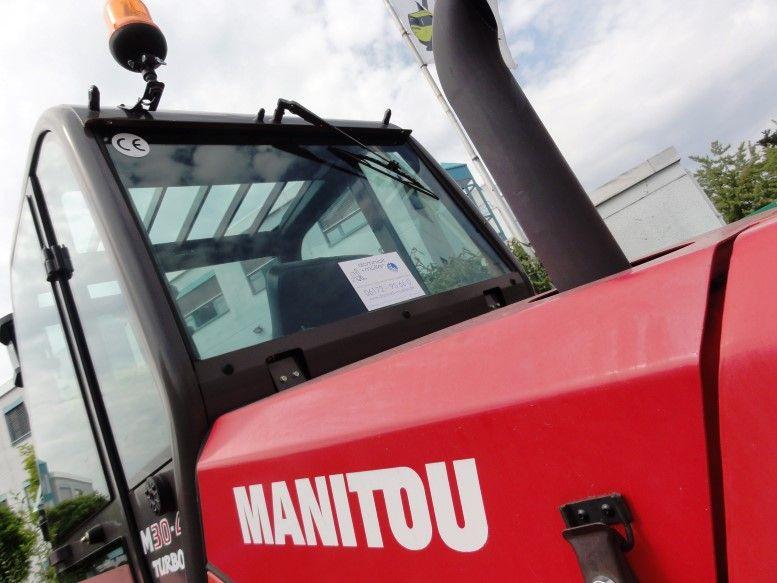 Manitou M 30.4 Triplex Geländestapler