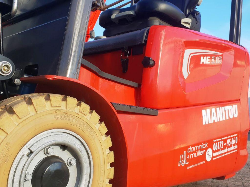 Manitou-ME 316 4800Tripl DEMO-Elektro 3 Rad-Stapler domnick-mueller.de