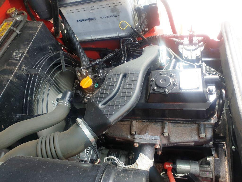 Manitou MI 25 D Triplex Dieselstapler