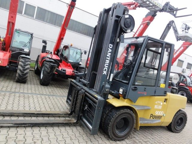 Dan Truck-9496C-9000 Power+ -Dieselstapler domnick-mueller.de