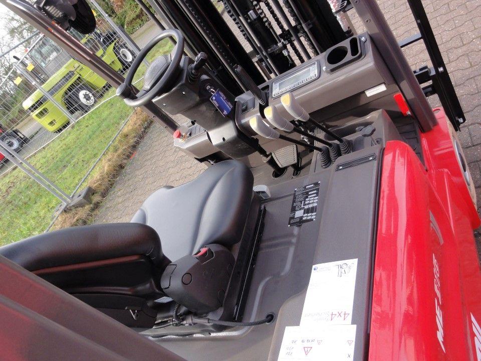 Manitou ME 316 Elektro 3 Rad-Stapler
