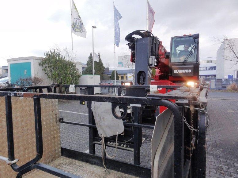 Manitou-MRT 2150 M -Teleskopstapler drehbar domnick-mueller.de