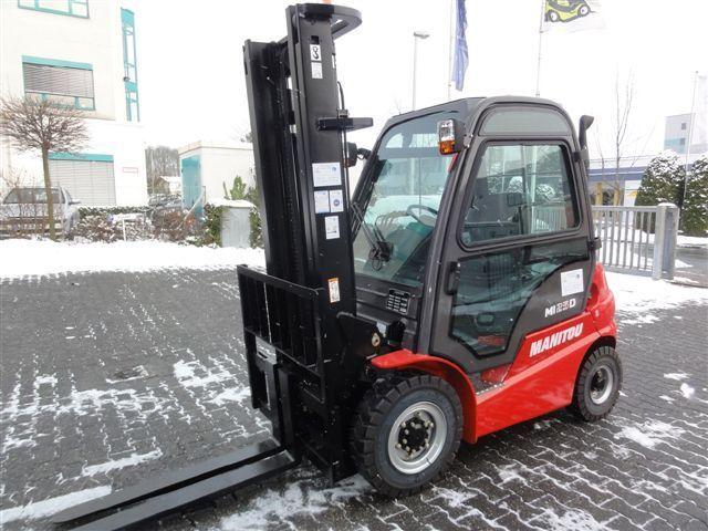 Manitou-MI 25 D 2014-Demo-Dieselstapler domnick-mueller.de