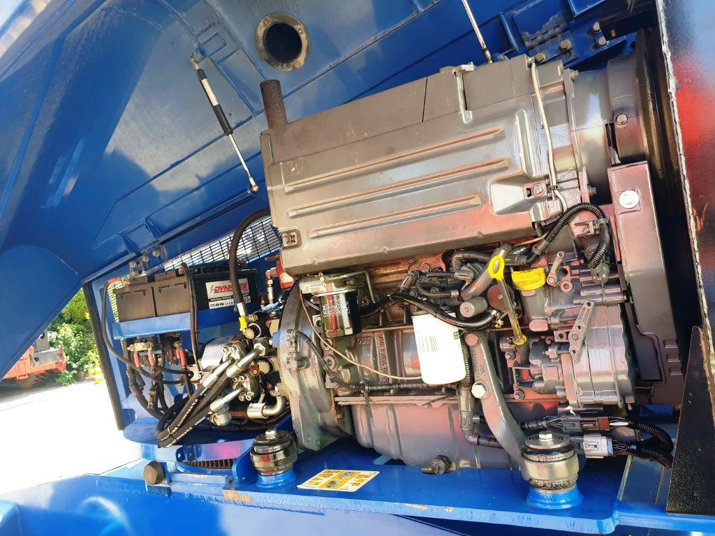 HAB 120K2D4WD Teleskoparbeitsbühne