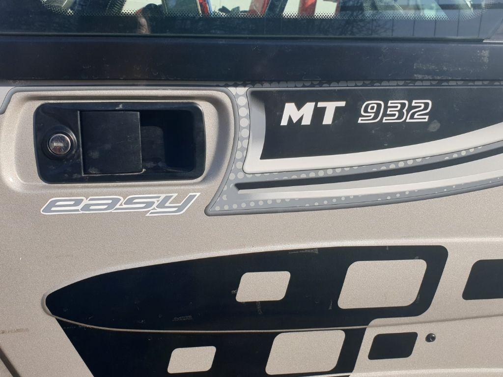 Manitou MT 932  ST3S1 Teleskopstapler starr www.roos-gabelstapler.de