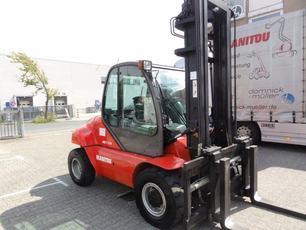 Manitou-MI 70 SS-ZV-Dieselstapler domnick-mueller.de