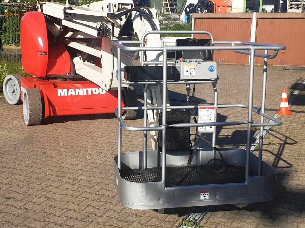 Manitou-170 AETJ-L Batterie neu-Gelenkteleskopbühne domnick-mueller.de