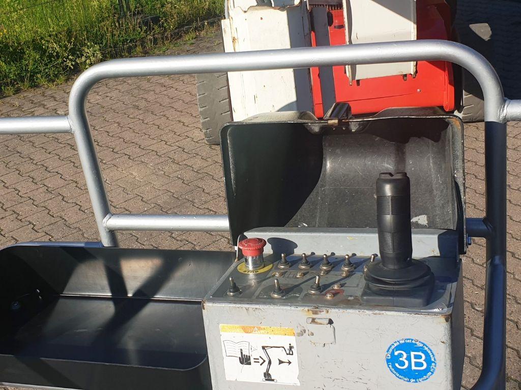 Manitou 170 AETJ-L Batterie neu Gelenkteleskopbühne