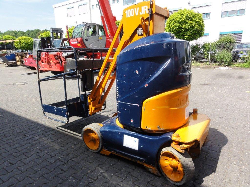 Manitou 100 VJR  Senkrecht Hebebühne www.roos-gabelstapler.de