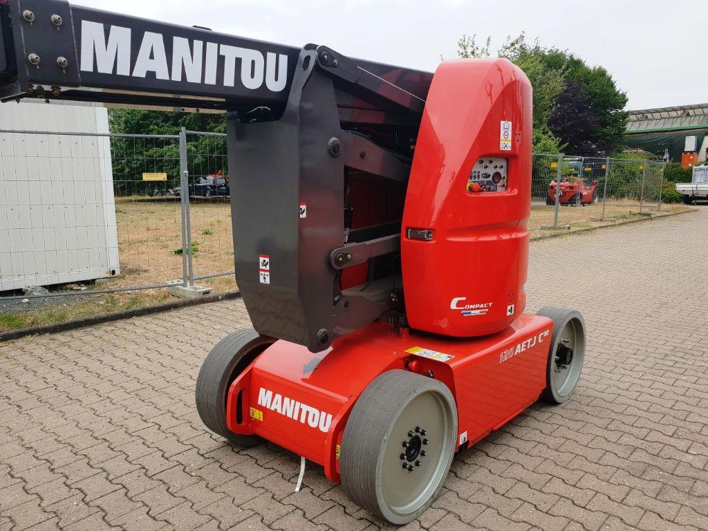 Manitou-120 AETJ C 3D 12mtr-Gelenkteleskopbühne domnick-mueller.de