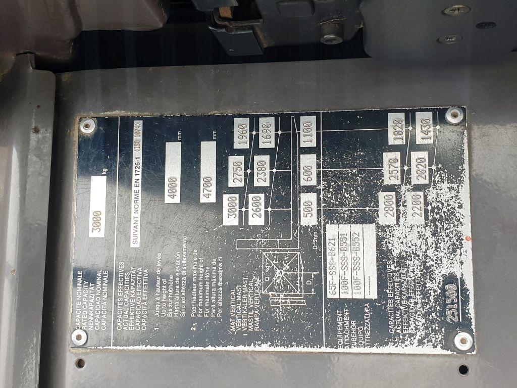 Manitou MSI 30 Kubota V2403-M- E3B 36kW Geländestapler www.roos-gabelstapler.de
