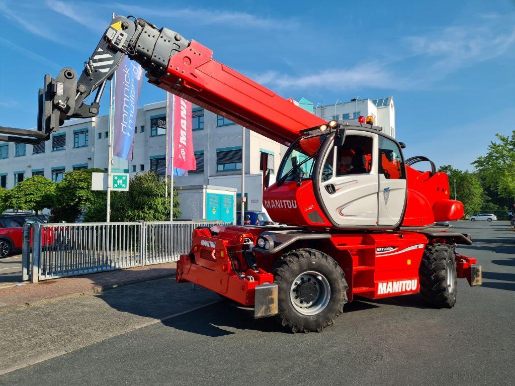 Manitou-MRT 2550+-Teleskopstapler drehbar domnick-mueller.de