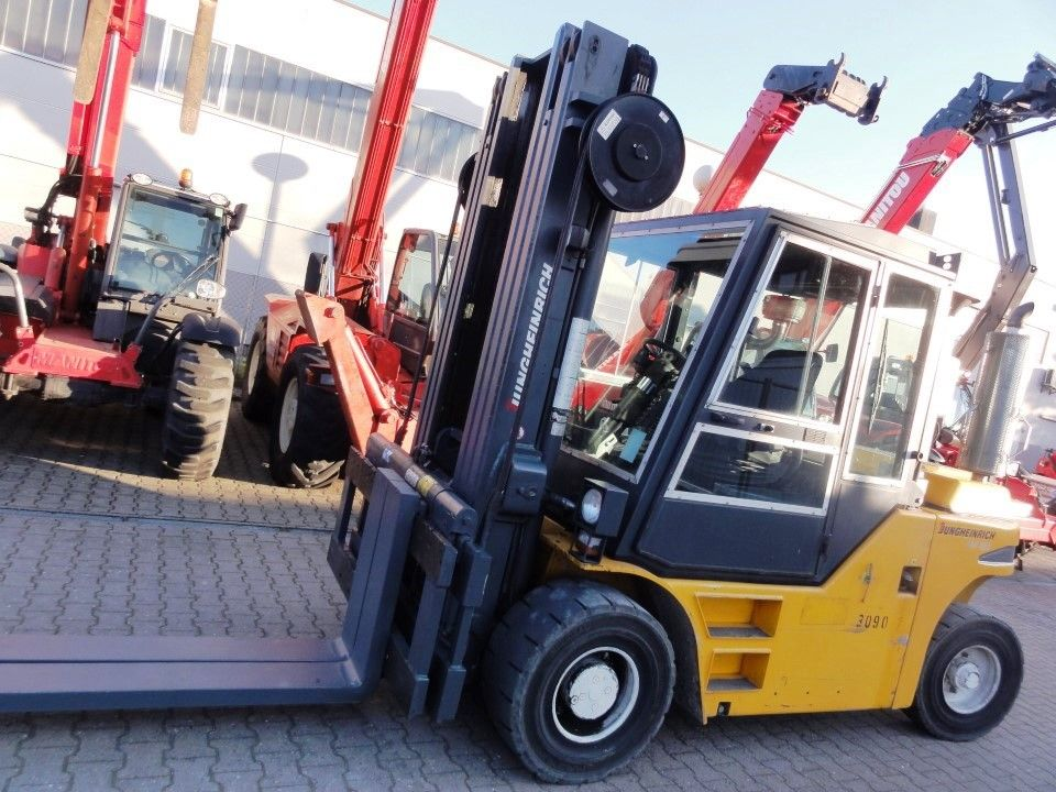Jungheinrich-DFG S 60-Dieselstapler domnick-mueller.de