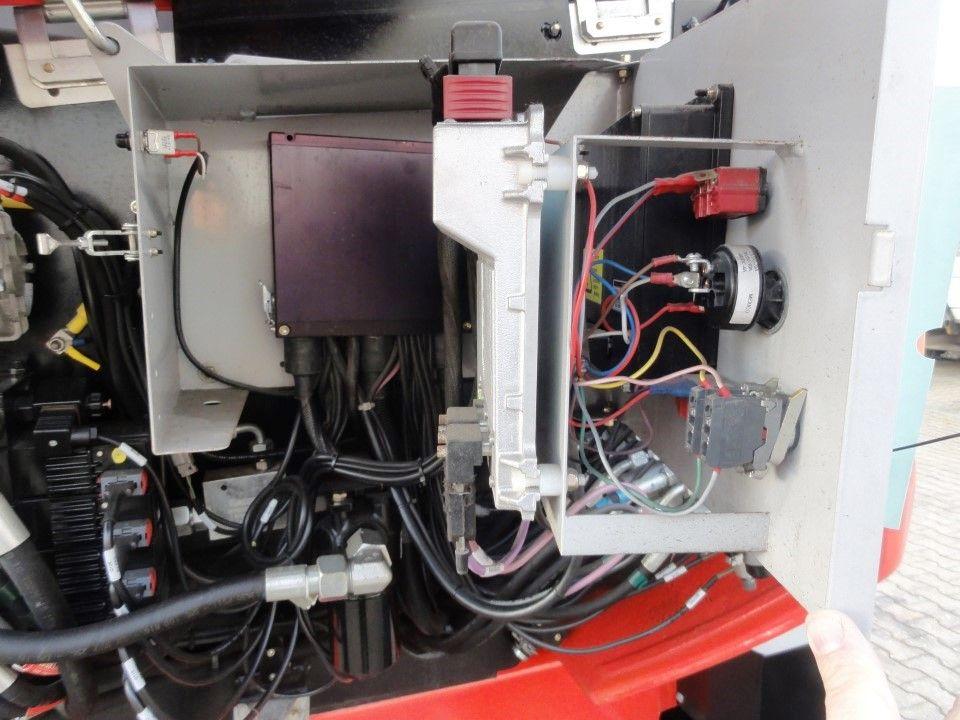 Manitou 160 ATJ -230Volt  Generator Gelenkteleskopbühne