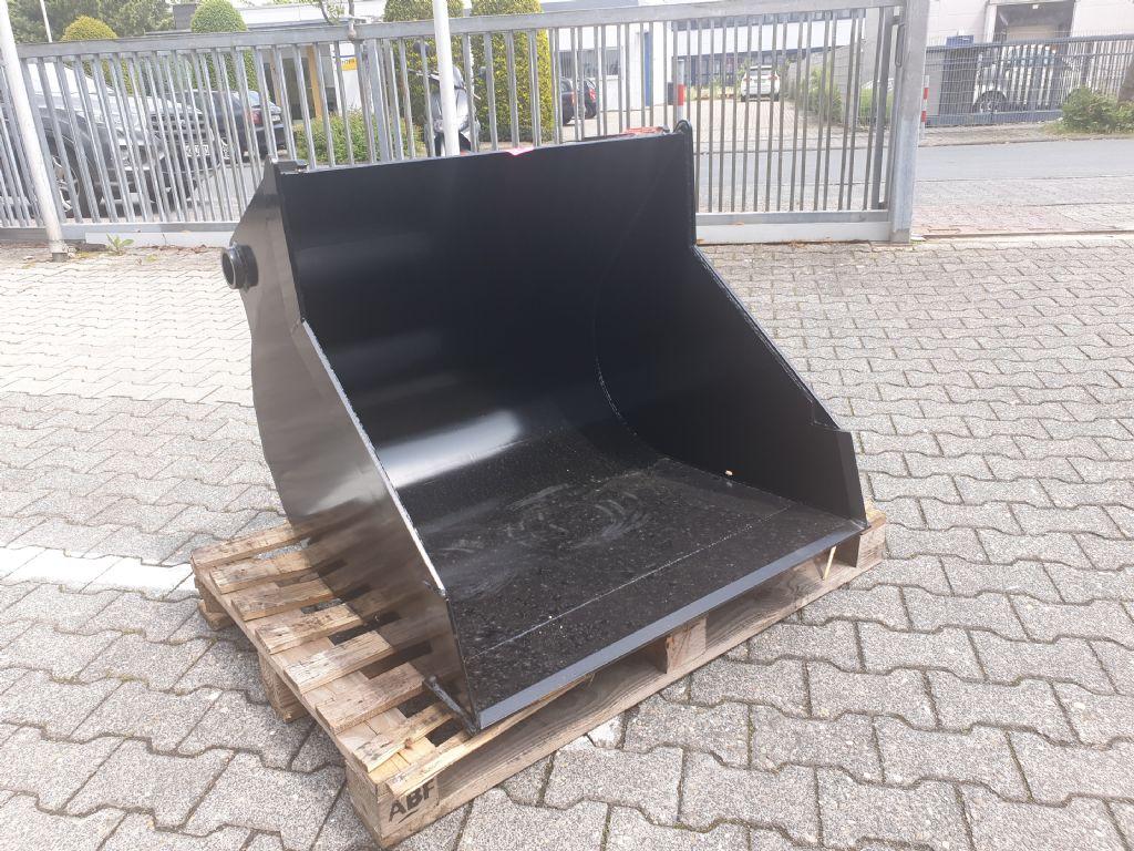 Manitou-PKW Anhänger Ladeschaufel 350ltr.-Schüttgutschaufel domnick-mueller.de
