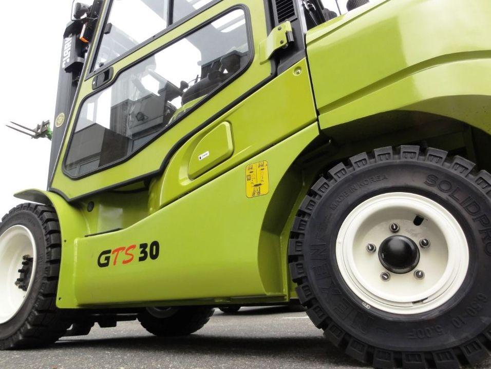 Clark-GTS 30 D - 3F480 -Dieselstapler domnick-mueller.de