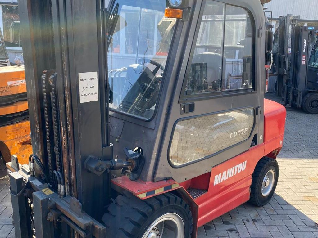 Manitou-CD 35 P-Dieselstapler domnick-mueller.de