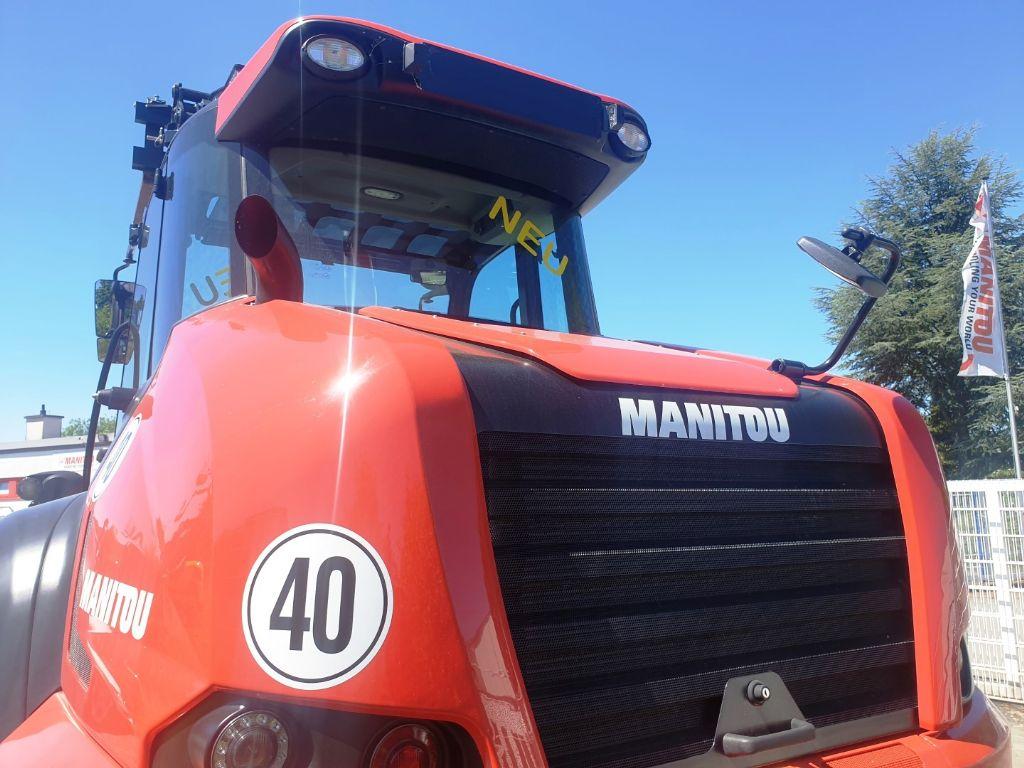 Manitou MLA-T 533-145 V+ Hoflader
