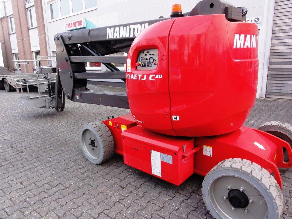 Manitou-150 AETJ-C-Gelenkteleskopbühne domnick-mueller.de