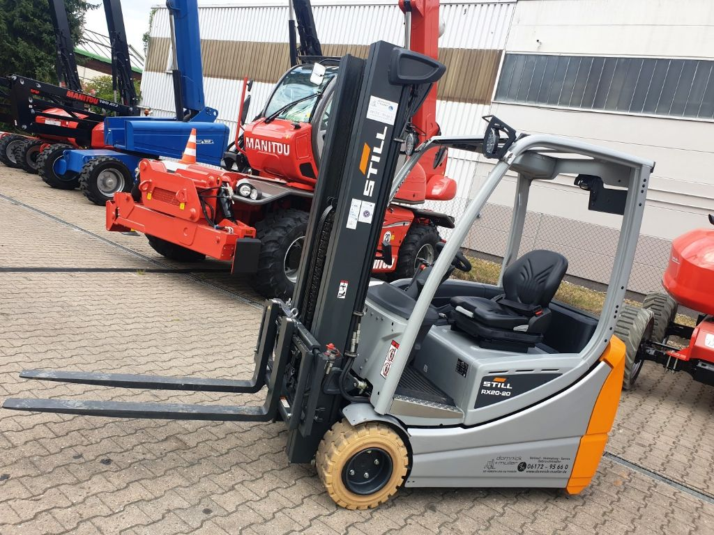 Still-RX 20-20L-Elektro 3 Rad-Stapler domnick-mueller.de