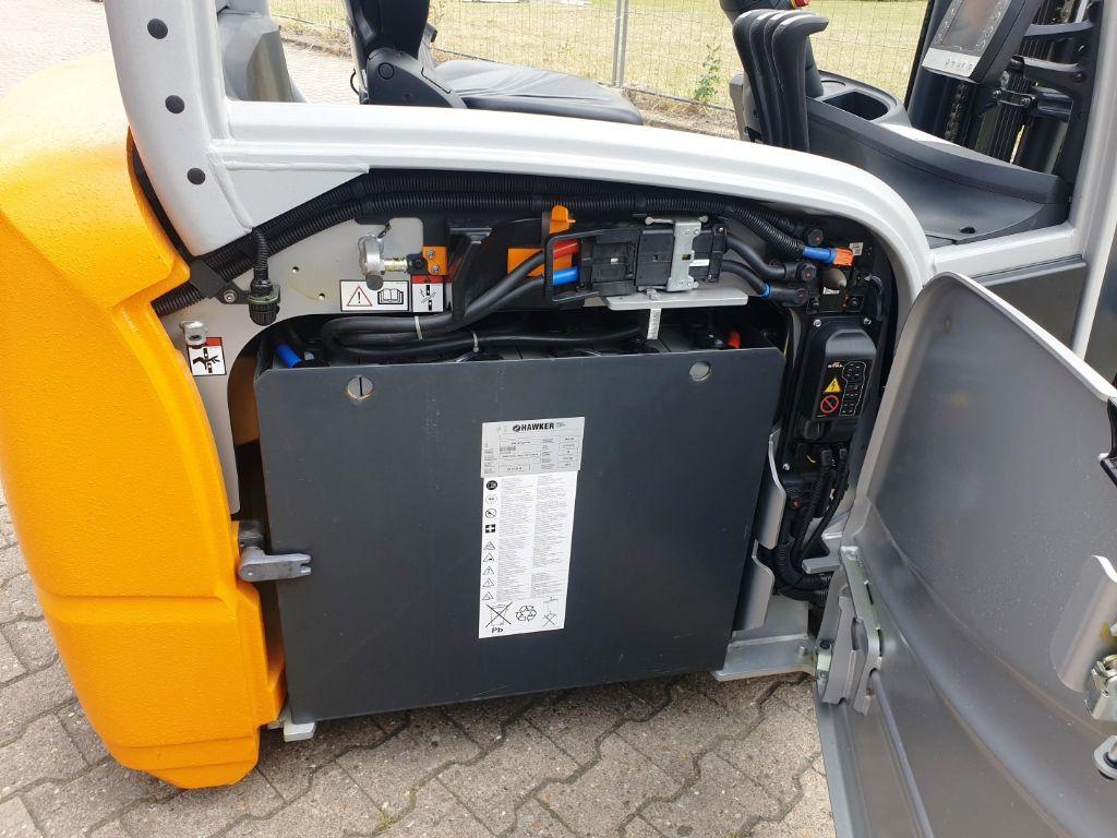 Still RX 20-20L Elektro 3 Rad-Stapler