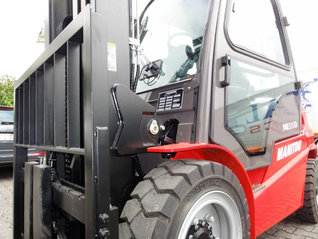 Manitou-MI 30 D 3F470 Demo-2019-Dieselstapler domnick-mueller.de