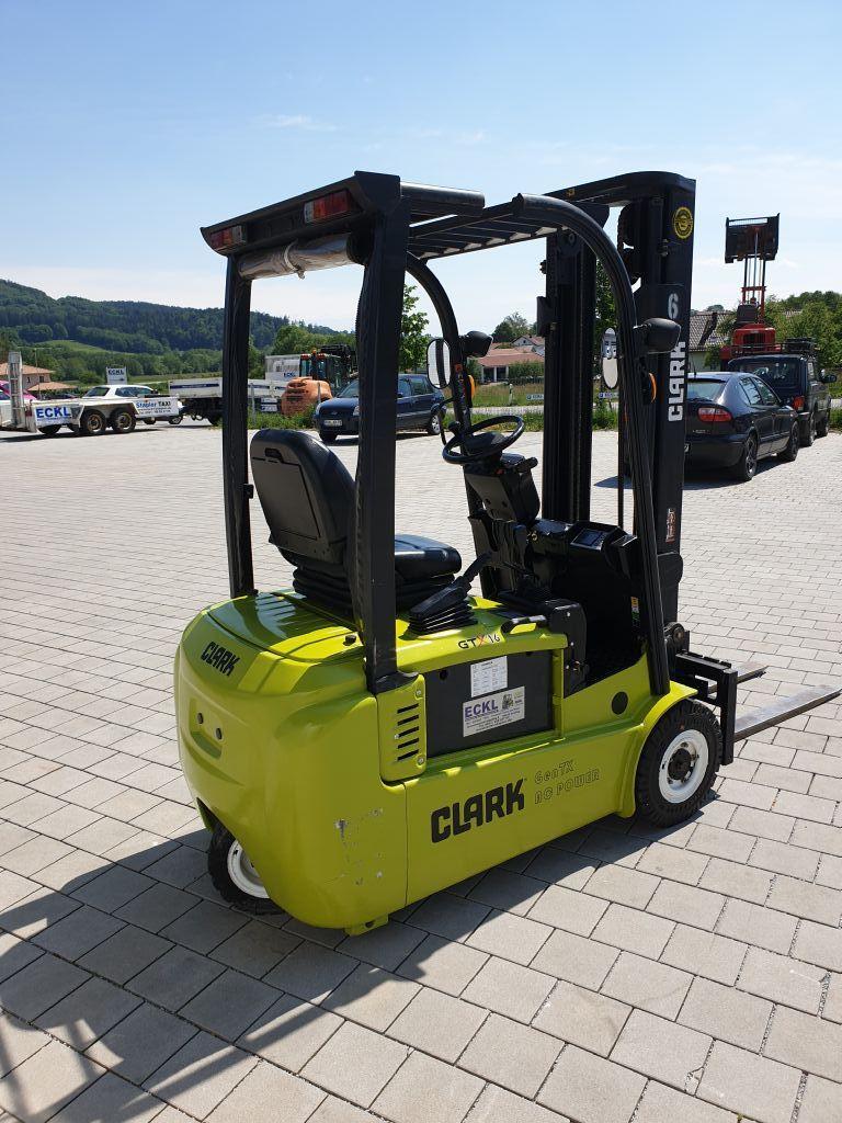 Clark-GTX 16-Elektro 3 Rad-Stapler-www.eckl-stapler.de
