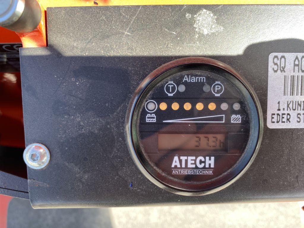 A.T.L. LEDD 12,5 Doppelstockstapler www.eder-stapler.de