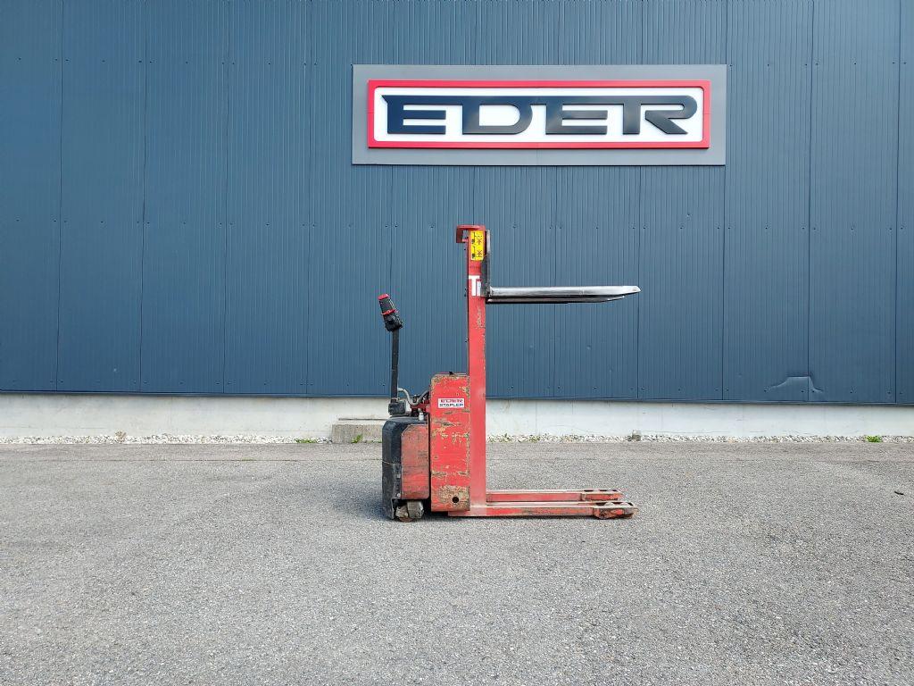 Balduin EGI10/20 Doppelstockstapler www.eder-stapler.de