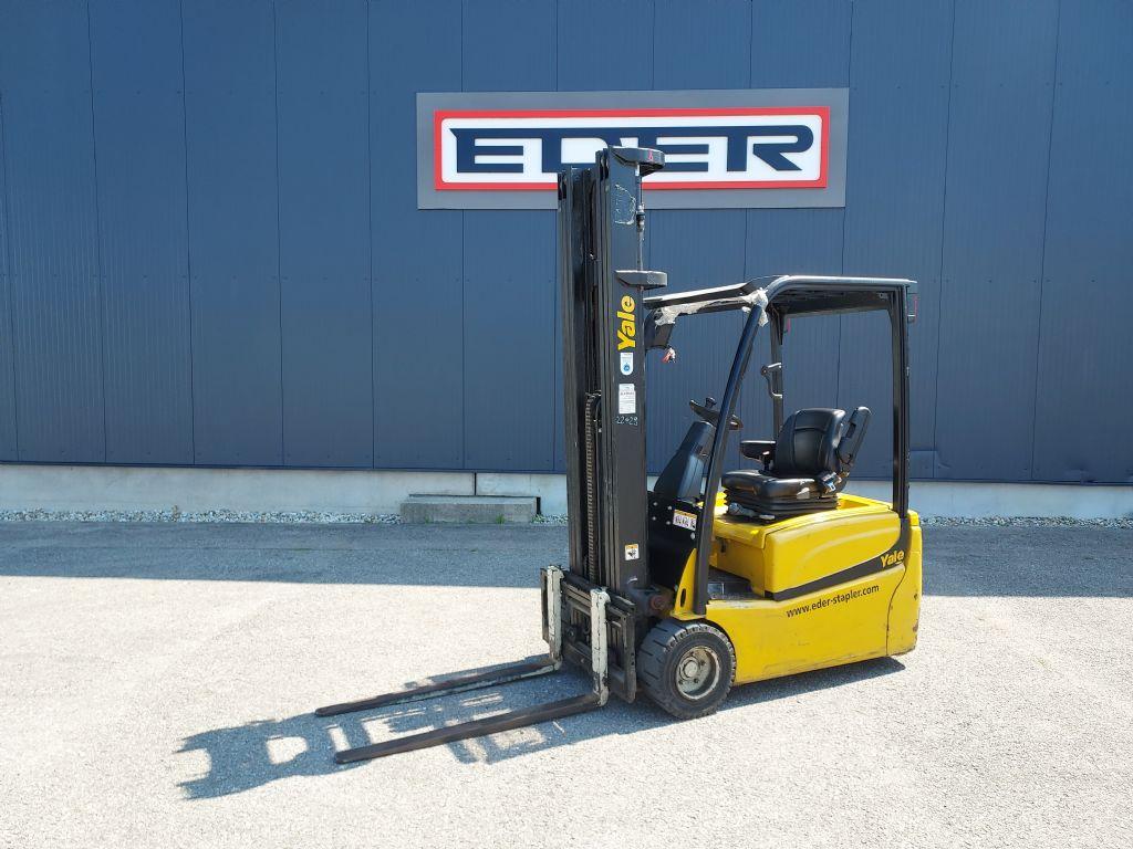Yale ERP 16VT Elektro 3 Rad-Stapler www.eder-stapler.de