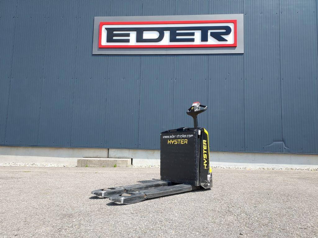 Hyster P 1.6 Niederhubwagen www.eder-stapler.de