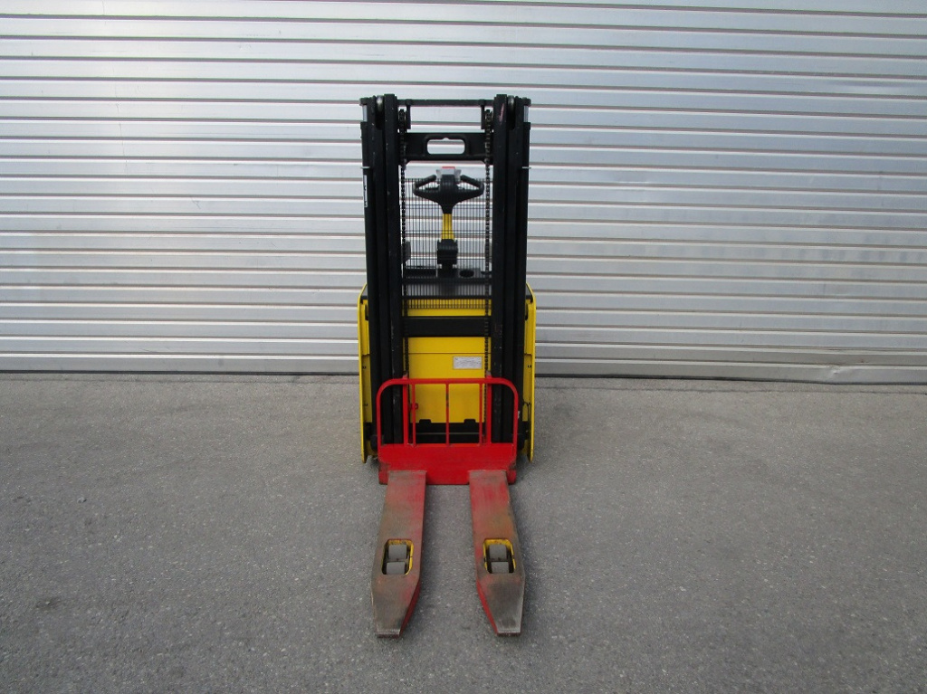 Hyster S 1.5S Hochhubwagen www.eder-stapler.de