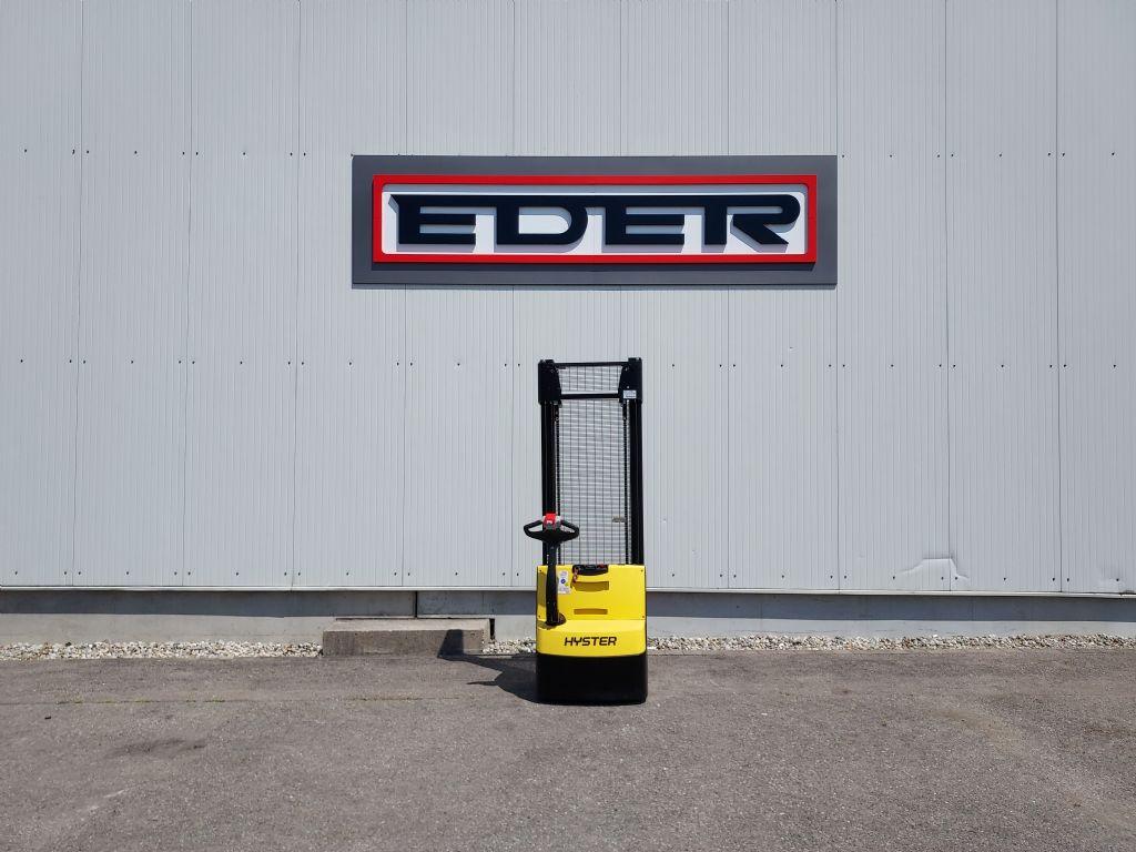 Hyster S 1.0AC Hochhubwagen www.eder-stapler.de
