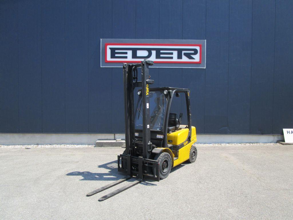 Yale GDP 25VX Dieselstapler www.eder-stapler.de