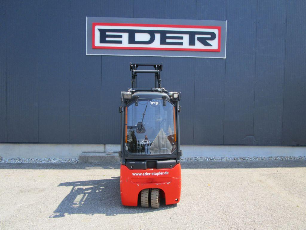 Linde E 15 Elektro 3 Rad-Stapler www.eder-stapler.de