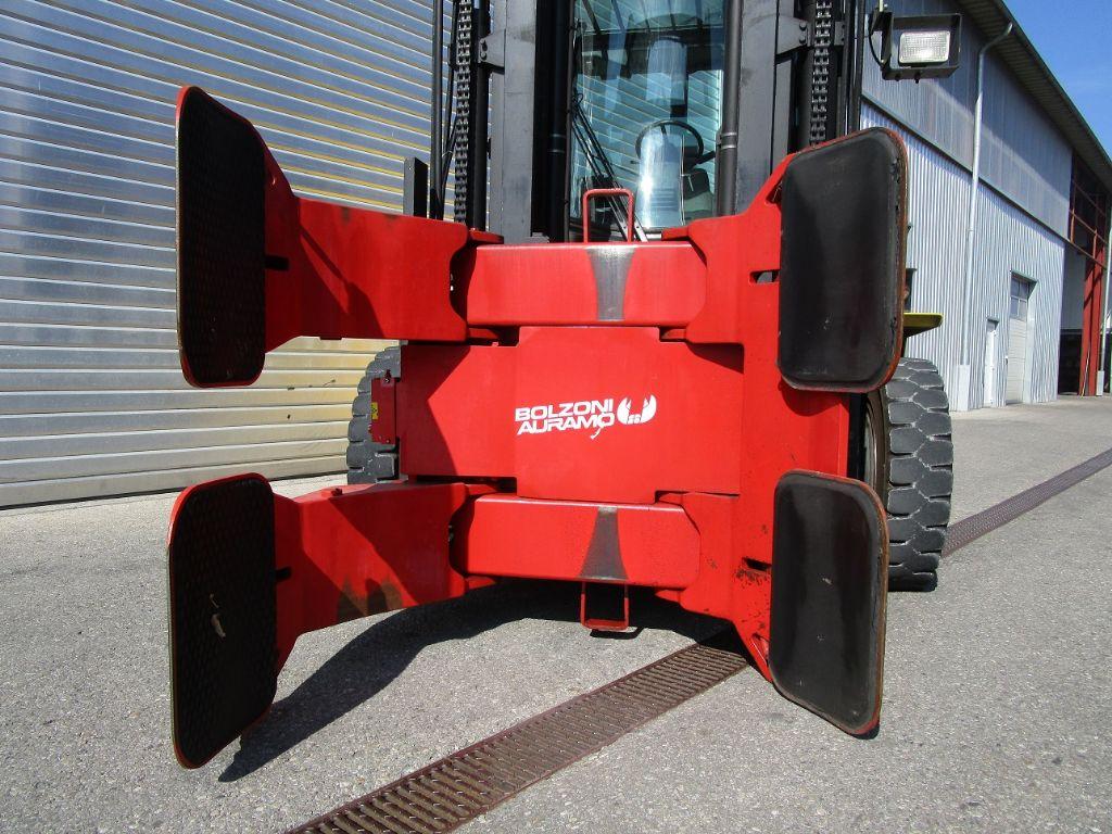 Bolzoni RA-700 NFJ -  zum 12to. 107027491 Papierrollenklammer www.eder-stapler.de