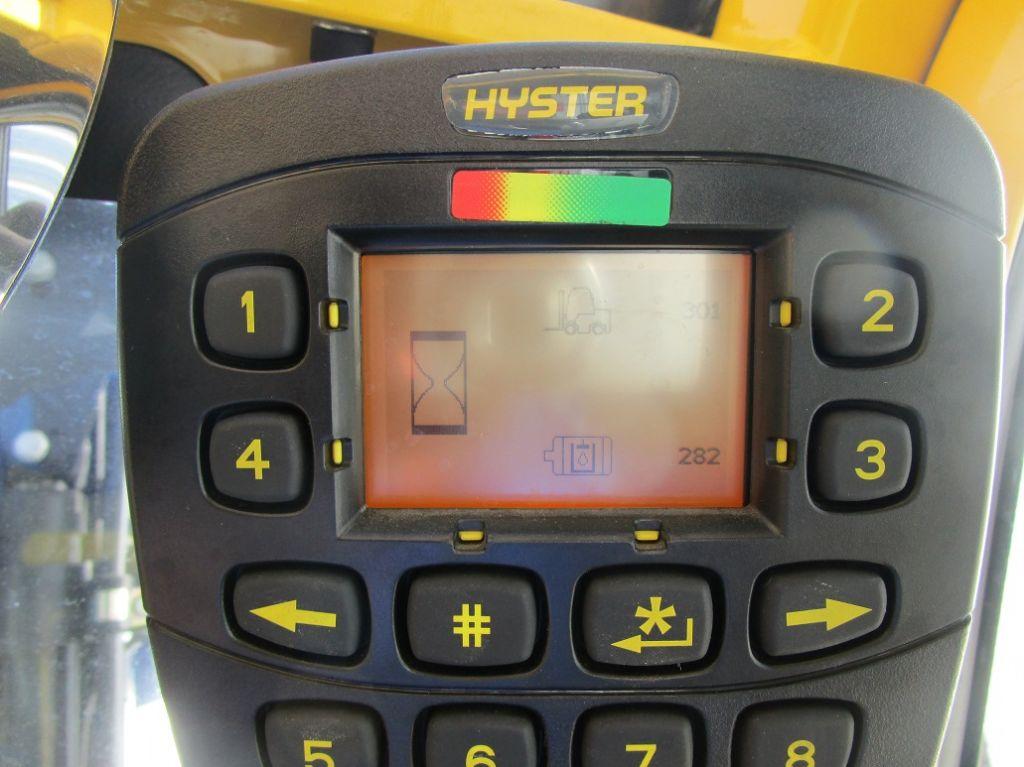 Hyster J 2.0XN Lithium-Ionen Elektro 4 Rad-Stapler www.eder-stapler.de